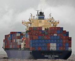 Краска по метталу для морских контейнеров