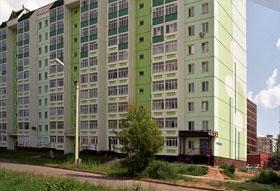 Жилые дома, Пермь