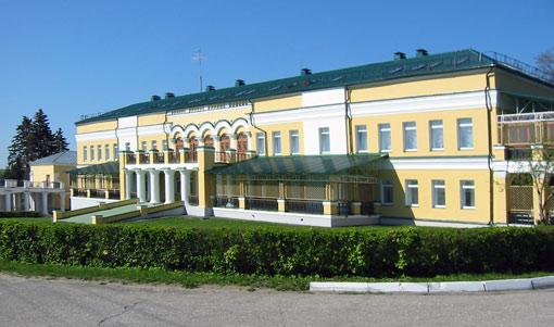 Усадьба Кирицы (19 век), Рязанская область