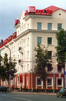 Офис Лукойл, Пермь