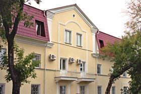 Офисные здания в центре Перми