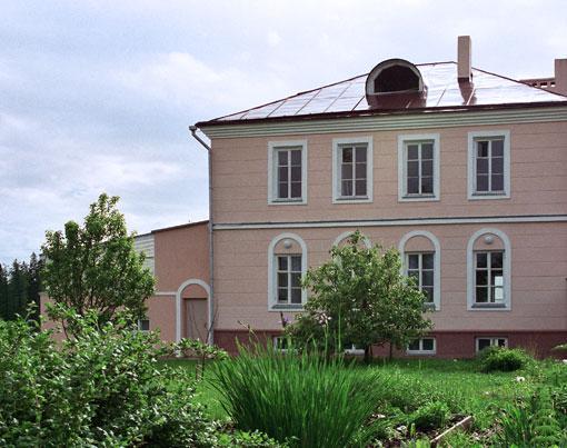 Частный особняк конца 19 века, Пермь